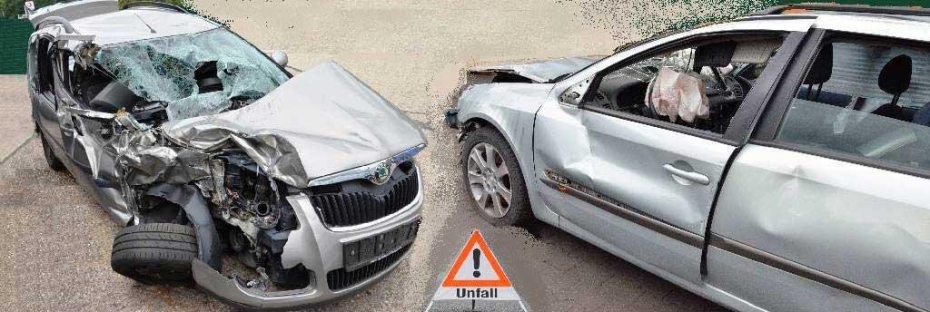 Unfallautos