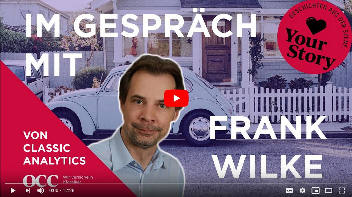 Gespräch Frank Wilke Classic Analytics